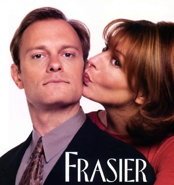 Image result for frasier niles and daphne