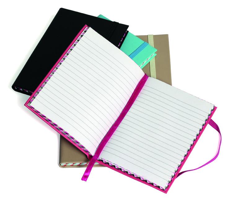 Coleção Notebooks Colour Edge