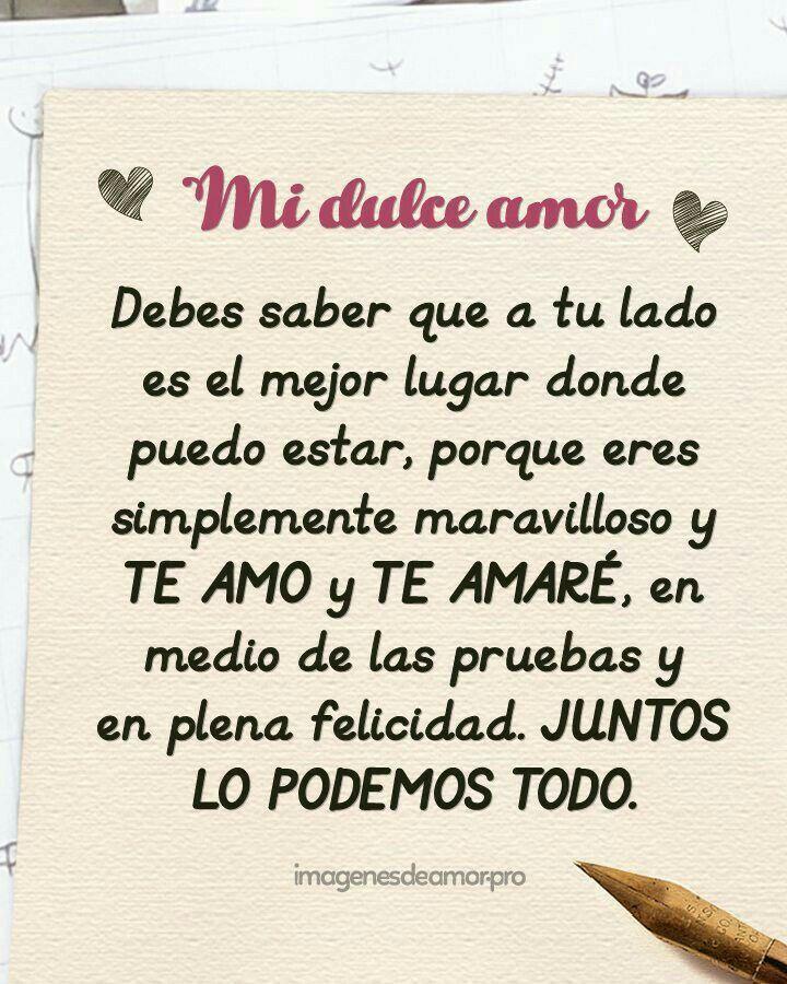 Pin De Diana En Amor Pinterest Amor Amor Bonito Y Frases De Amor