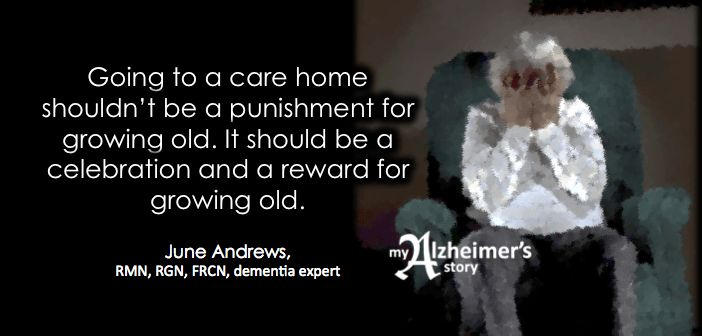 being elderly and living with dementia is not a crime