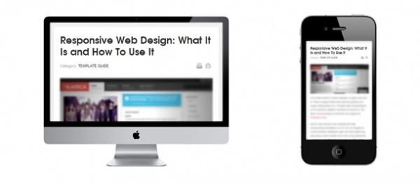 whitepagedesign - JA Elastica - Free Responsive Web Design