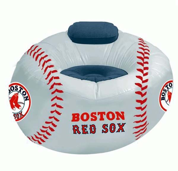 Red Sox Inflatable Chair