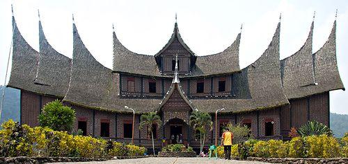 minang link house  Google Search  Homestay  Pinterest  Minangkabau and Indonesia