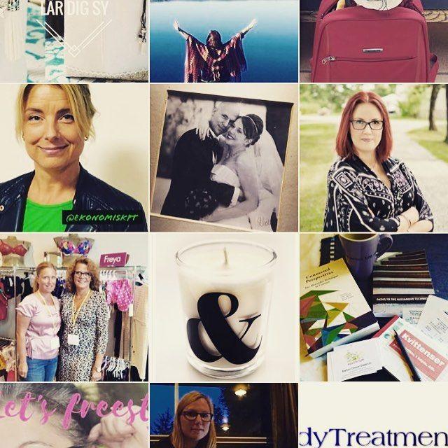 Här är bara ett fåtal av de fantastiska företagare som är med i Bloggutmaningen denna gången! För att hitta massor av spännande och inspirerande inlägg kolla in #fbusept2016  Heja alla er som är med!