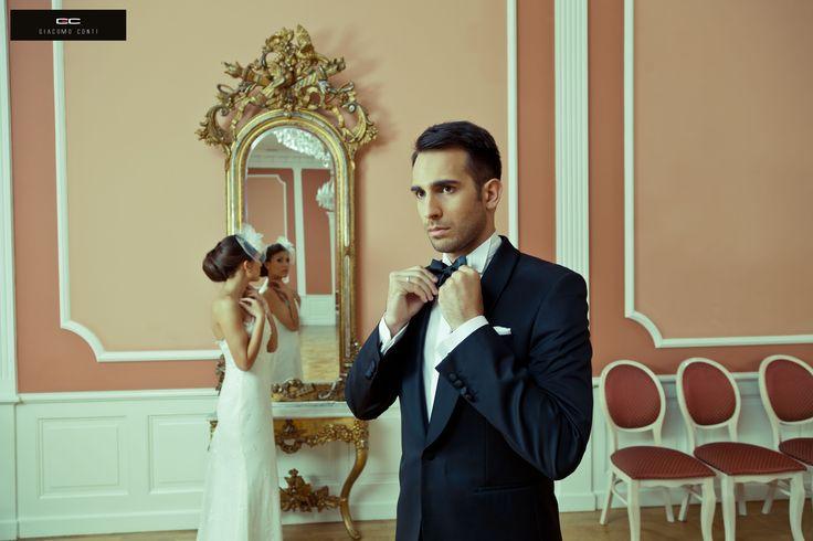 Moda męska Giacomo Conti - kolekcja ślubna Lato 2013 #giacomoconti