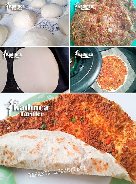 LAHMACUN TARİFİ http://kadincatarifler.com/lahmacun-tarifi