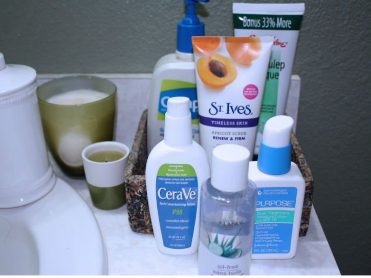 Local Skin Care Products