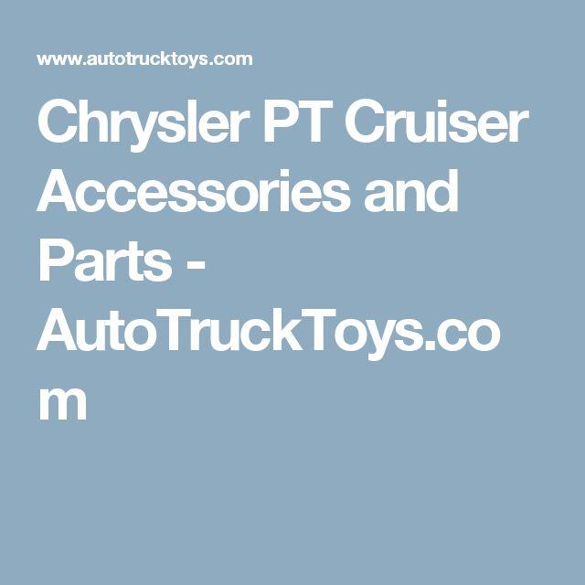 Chrysler PT Cruiser Accessories and Parts - AutoTruckToys.com