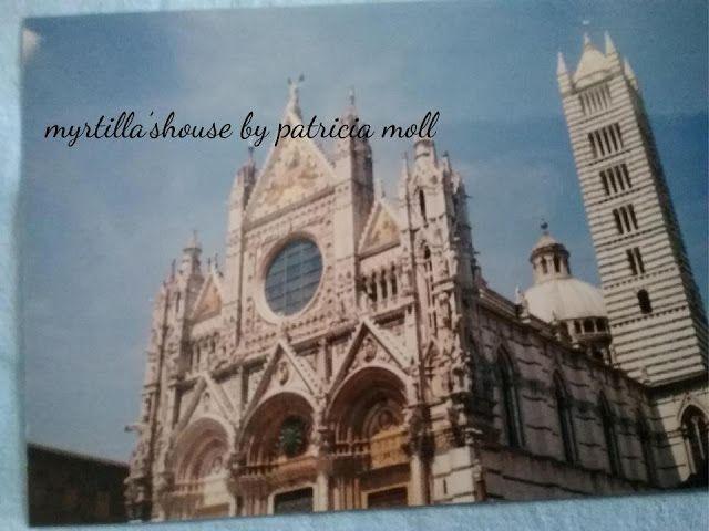 Myrtilla'shouse: Siena