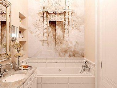 Дизайн ванной комнаты для детей