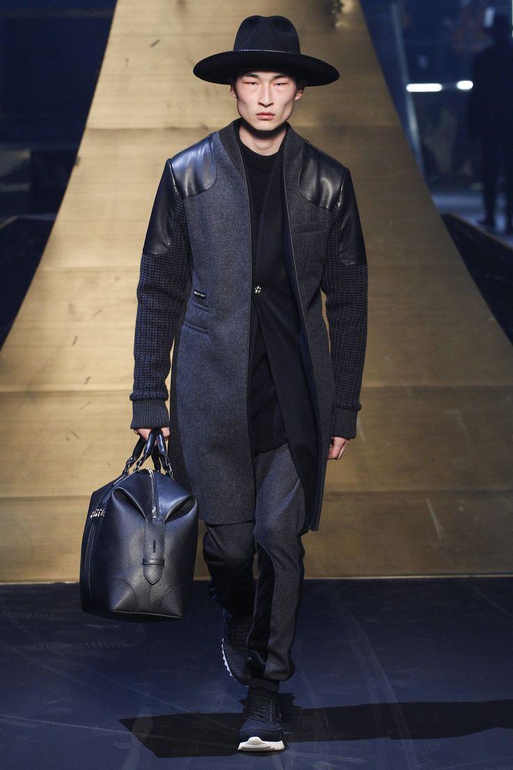 Milan | Fall16 Menswear | Philipp Plein - was all about texture and tailoring. #PleinHero