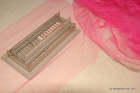 Definitely screen those floor intake vents. Depending on the design there might be a way to use actual metal screen or plastic screen. Baby Toolkit: Cut Your Losses: Screening the Floor Vents