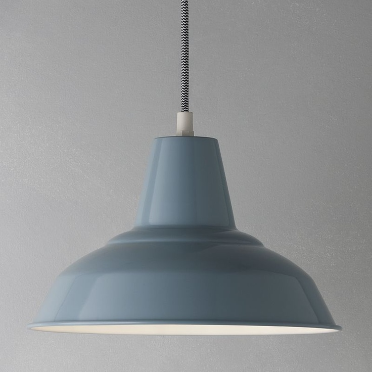 John Lewis Penelope Ceiling Light Blue 163 45 My Home