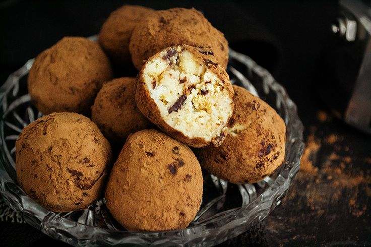 Τρούφες Τιραμισού   ION Sweets