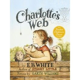 Charlotte's Web. Colour edition $24.95