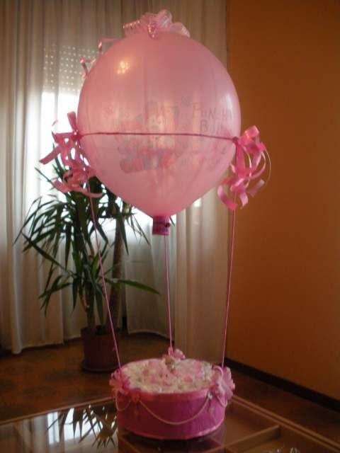 Torta di pannolini Pampers, mongolfiera di... a Verona - Kijiji: Annunci di eBay