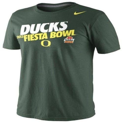 Oregon Ducks Football 2013 Fiesta Bowl Bound t-shirt Nike new in original packaging BCS Pac 12 NCAA