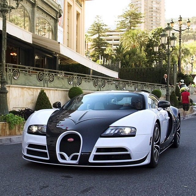 2014 Bugatti Veyron Super Sport Vivere By Mansory