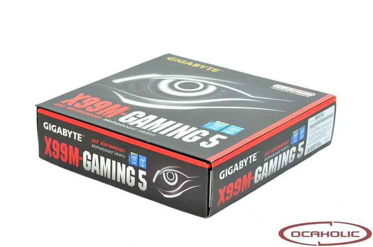 Gigabyte X99M-Gaming 5 Preview - Schede madri > Intel > X99 - Reviews - ocaholic