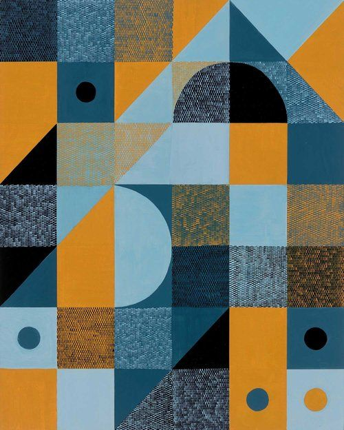 Kels O'Sullivan 'seaside tapestry' 2016
