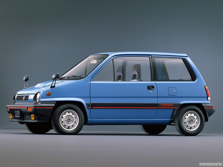 1982 Honda City turbo. Car version of that high school dweeb who goes on to become a millionaire playboy inventor.