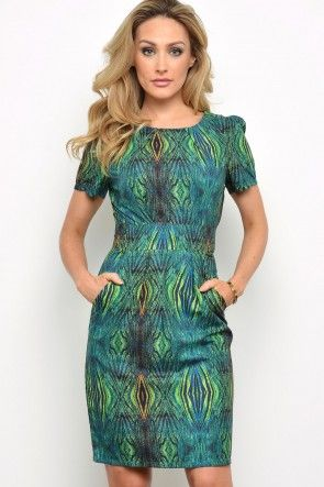 Suzie Pocket Dress