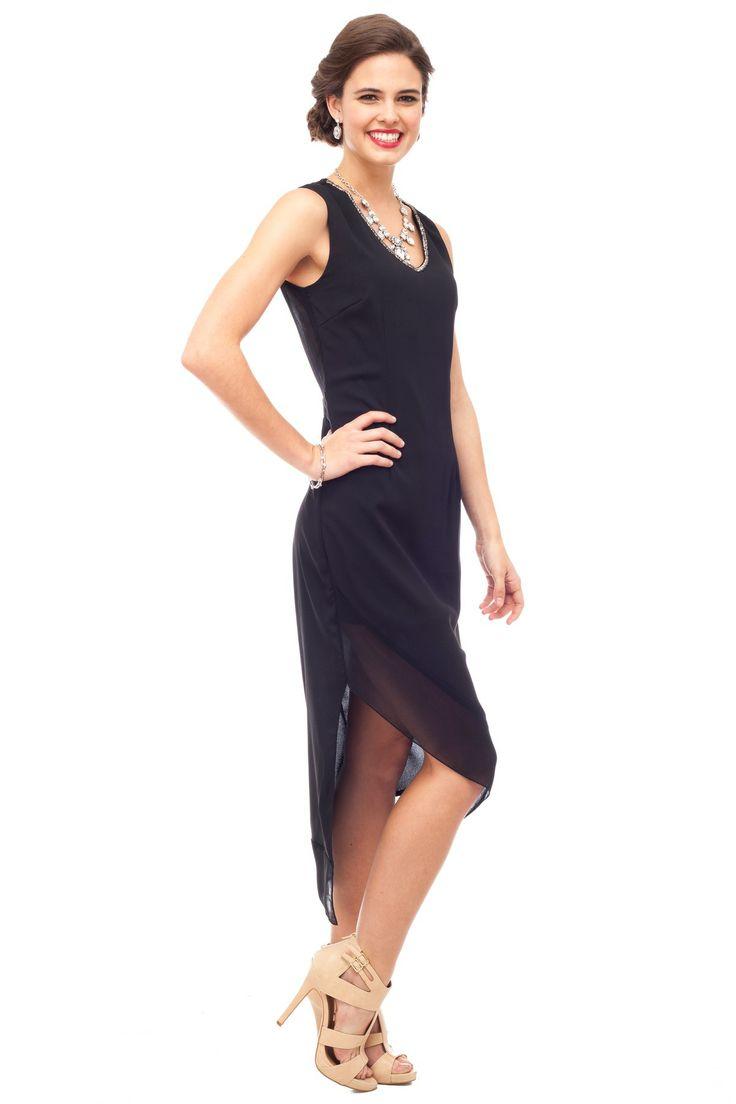 Camilla Beaded Dress