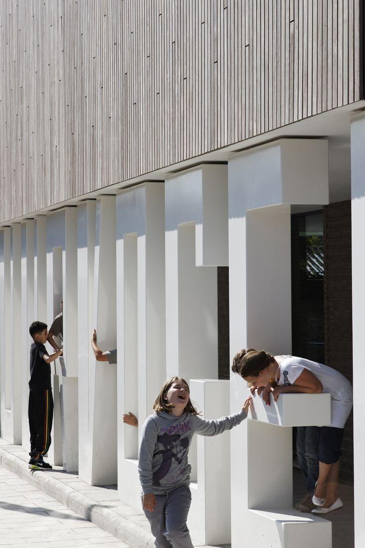 Gallery of Primary School De Vuurvogel / Grosfeld van der Velde Architecten - 5