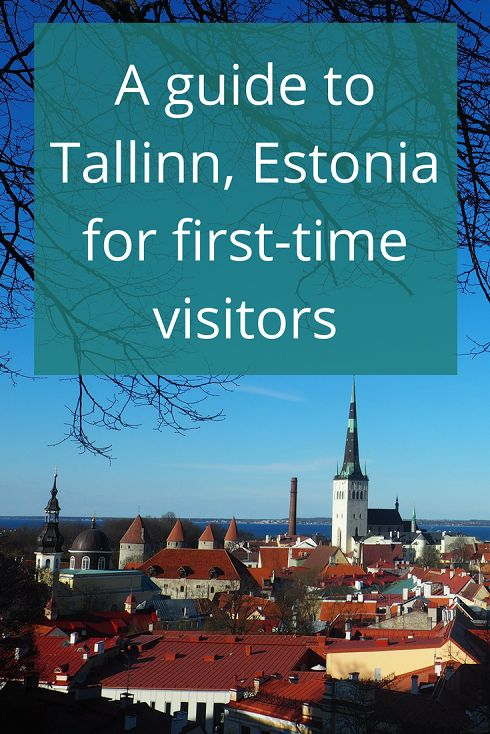 Adoration 4 Adventure's guide to Tallinn, Estonia for first-time visitors including what to do, where to eat, and day trips outside of the capital city.