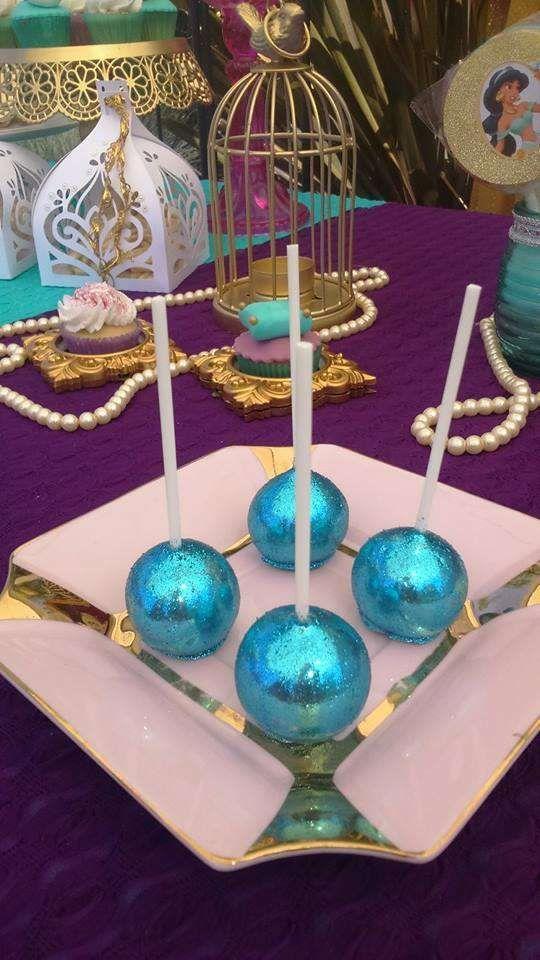 Hermosa fiesta de princesas  | CatchMyParty.com