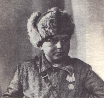 Лёня Голиков - юный герой Великой Отечественной войны