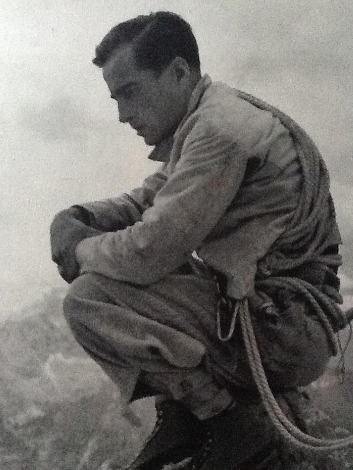 Emilio Comici, un grandissimo dell'arrampicata