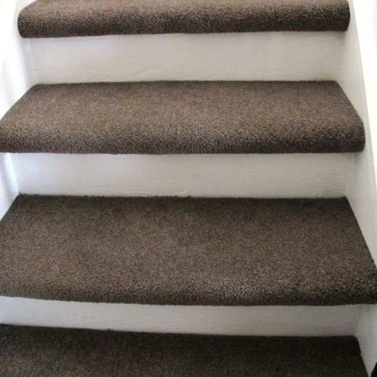 Carpet Stair Treads With Wood Nose Google Search