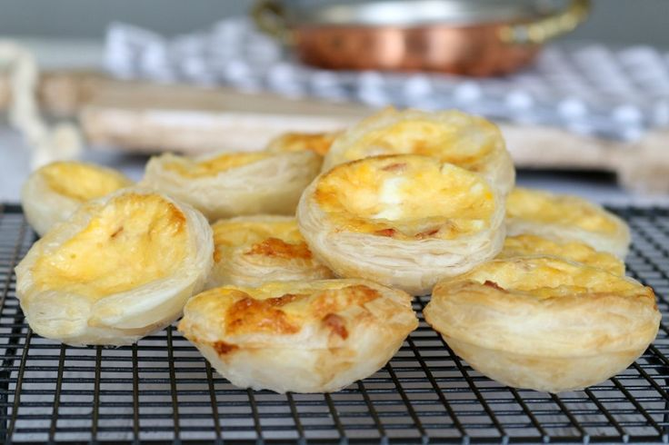 17 best images about canapes tapas on pinterest smoked for Canape quiche recipe
