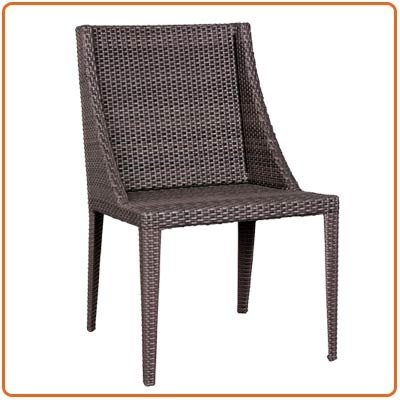 Indonesia chair in rattan by Lio Collection
