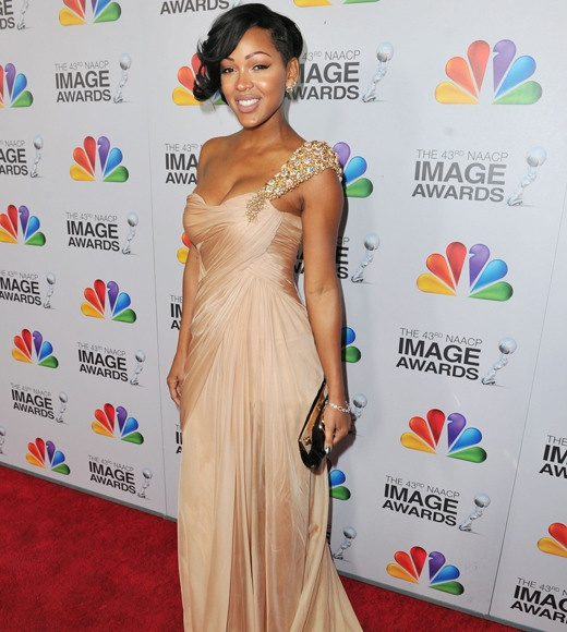 Megan Good 2013 NAACP Awards