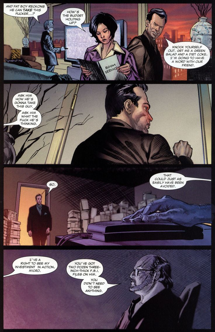 The Punisher (2004) Issue #1 - Read The Punisher (2004) Issue #1 comic online in high quality