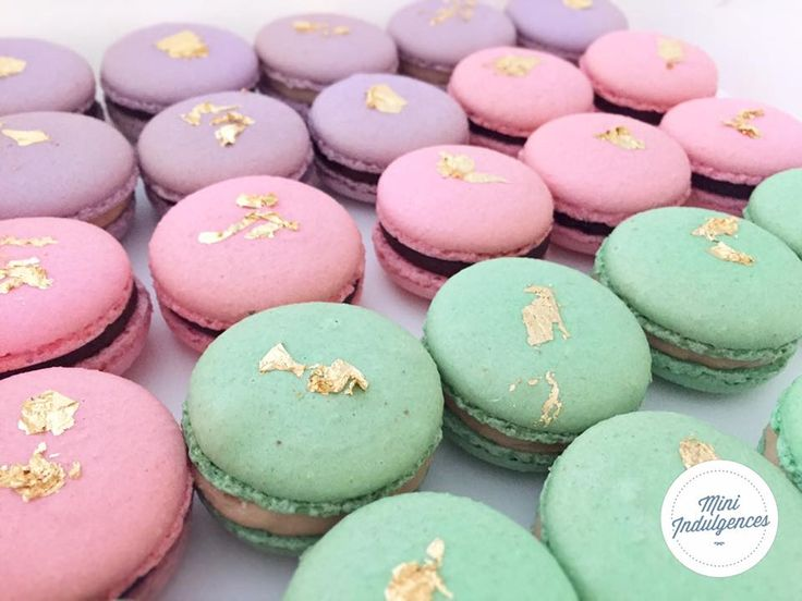 Mini Indulgences| Macarons Melbourne