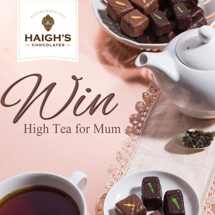 Win High Tea for your mum!  #competition #gift