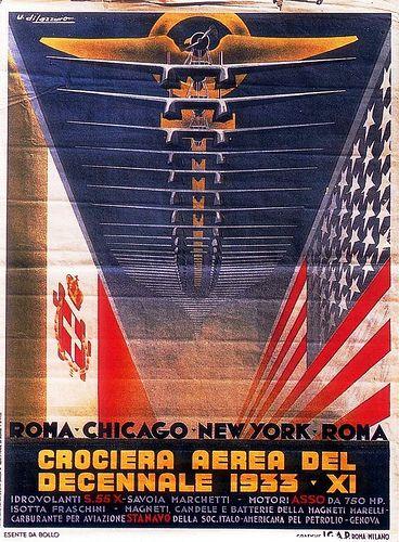 Crociera Aerea 1933