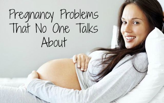Early Pregnancy Problem -- Read more info by clicking the link on the image. #PregnancyProblems