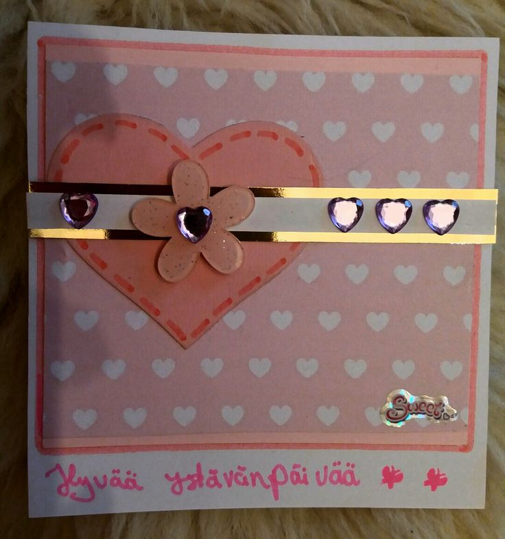 Valentinesday card