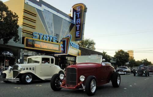 "Modesto, California - the town that inspired ""American Graffiti"""