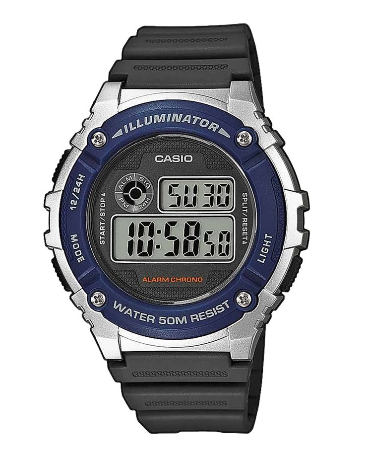 Ρολόι Casio Collection W-216H-2AVEF