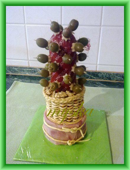 slaný kaktus