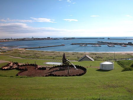 I grew up over looking Peterhead bay until the age of 12