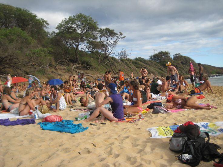 Granny beach nude-6181