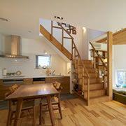 AD HOUSE 姫路、たつの、相生、赤穂などの播磨地域で、注文住宅・リフォームなど自然素材のこだわりの設計・施工で家造りを提供する