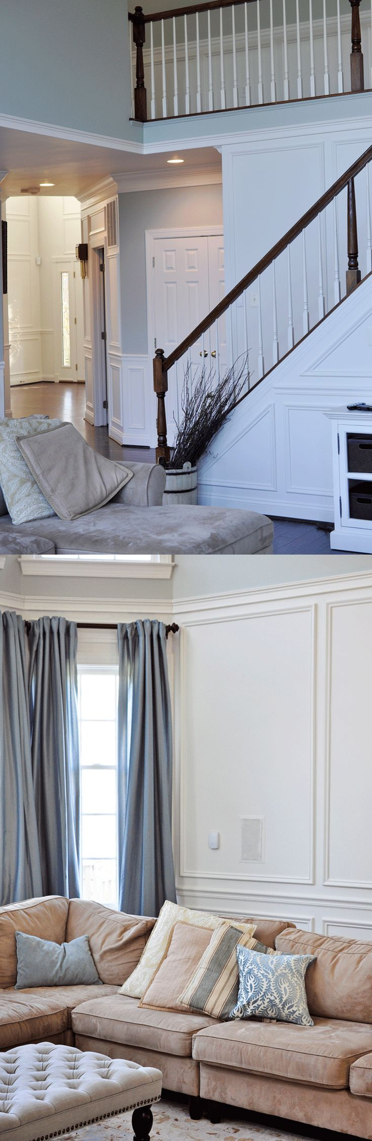 Kitchen Wainscoting 17 Best Ideas About Picture Frame Wainscoting On Pinterest