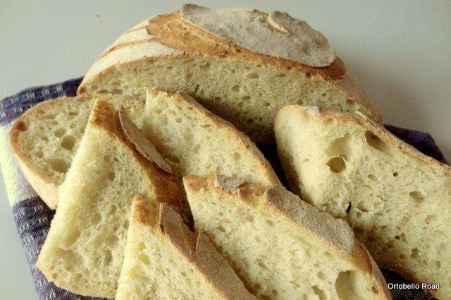 Pan di Pane: Ricetta Pan per Focaccia! Pane con semola rimacina...